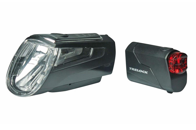 Trelock Beleuchtungs-Set LS 560 / LS 720