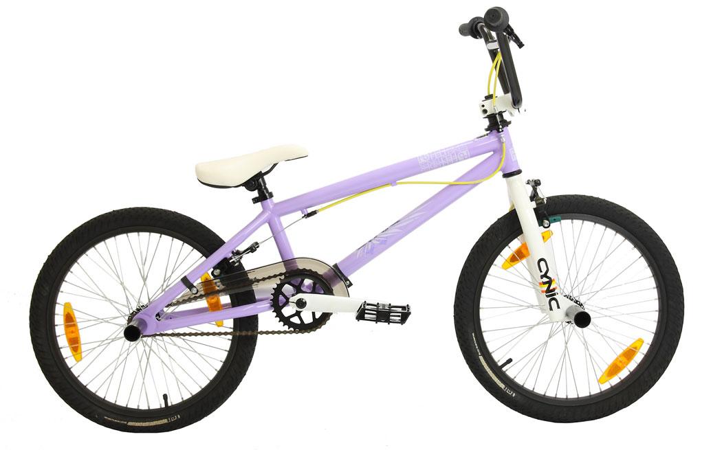 FELT BMX Cynic 20' Freestyle light purple