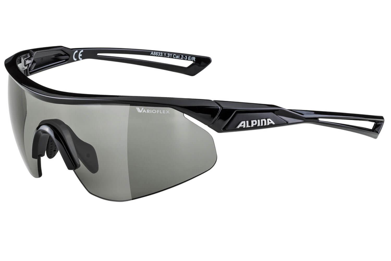 Alpina Nylos Shield Varioflex Fahrradbrille