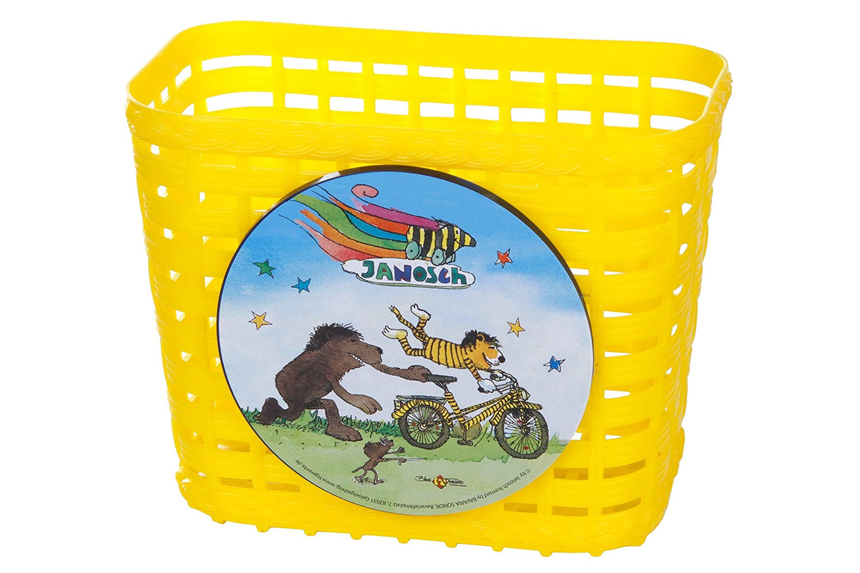 Bike Fashion Kinderfahrradkorb 'Tigerente'