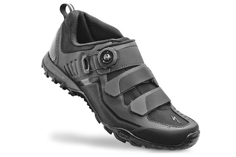 Specialized J5 SPECIALIZED Rime Expert MTB Schuh black/carbon Gr. 42