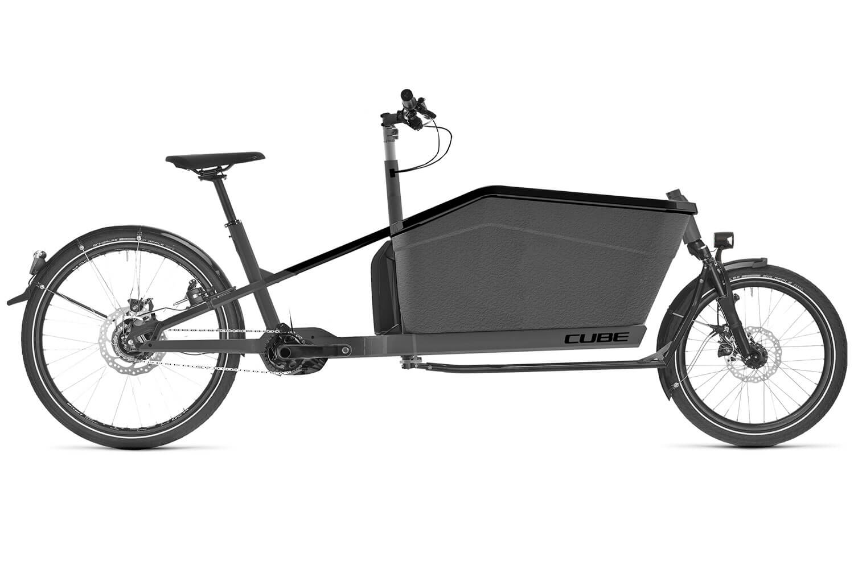 Cube Cargo Hybrid Lasten-Elektrofahrrad 2021