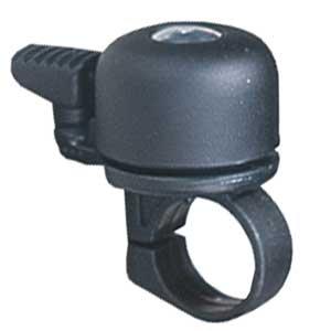 Mounty Glocke MTB Alu Mounty-Billy 22.2 mm mattschwarz