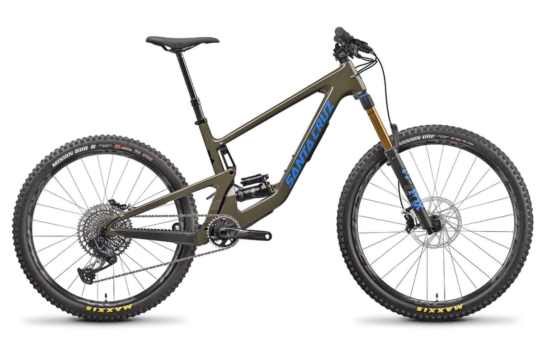 Santa Cruz Bronson CC X01 2022
