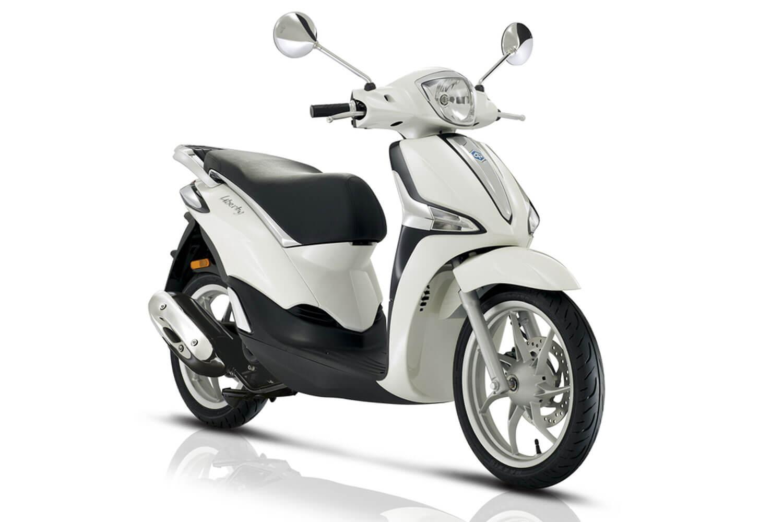 Piaggio Liberty Sport 50 (Euro 5) Euro-Roller