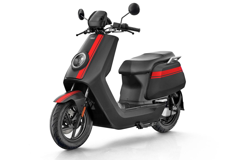 NIU NGT 70 km/h E-Roller