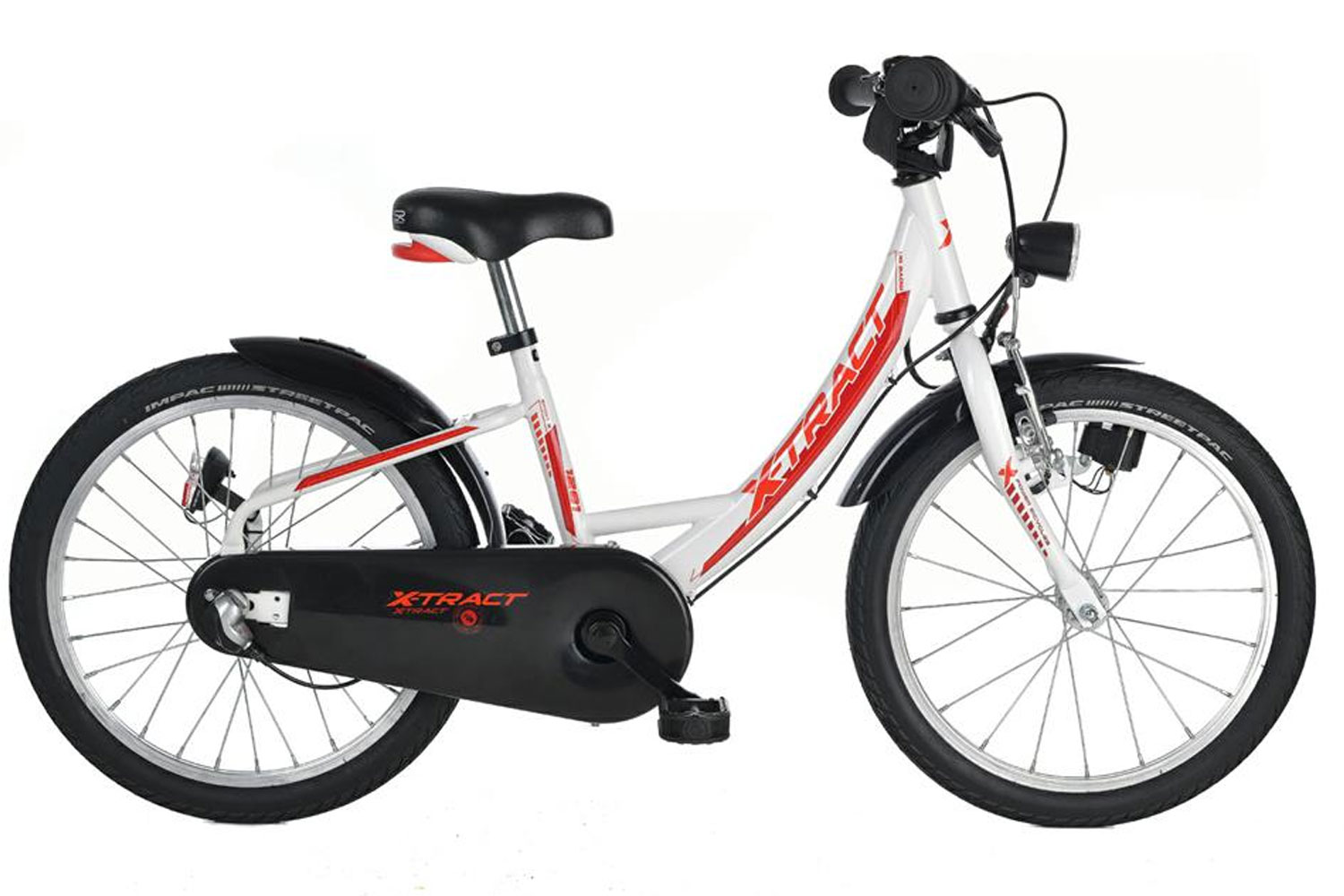 X-Tract 1281 Wave 18 Zoll Fahrrad