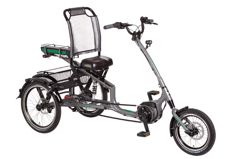 Pfau-Tec Dreirad Scoobo E-Bike