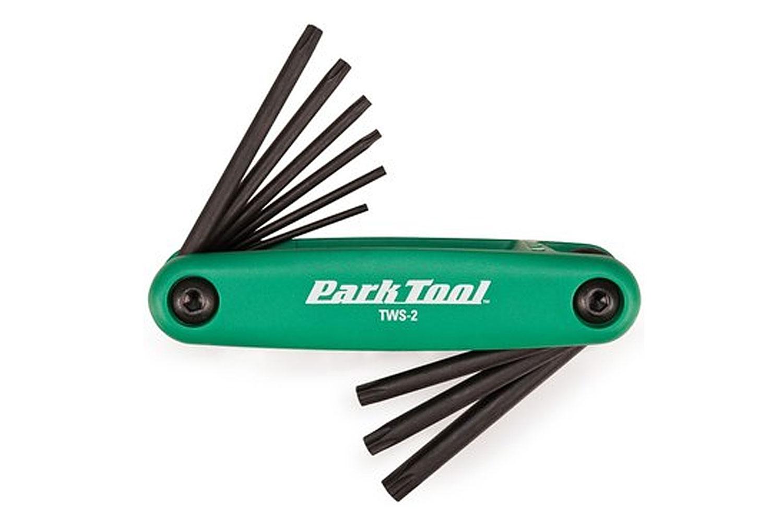 Park Tool TWS-2 Faltwerkzeug Torx Set