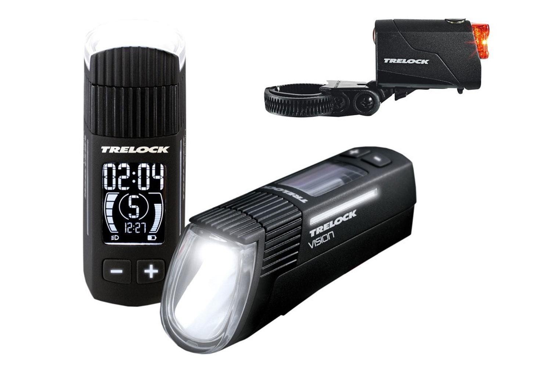 Trelock Licht-Set I-go Vision LS 760 /LS 720