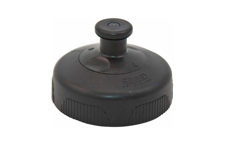 SIGG Verschlusskappe mit Mundstück schwarz