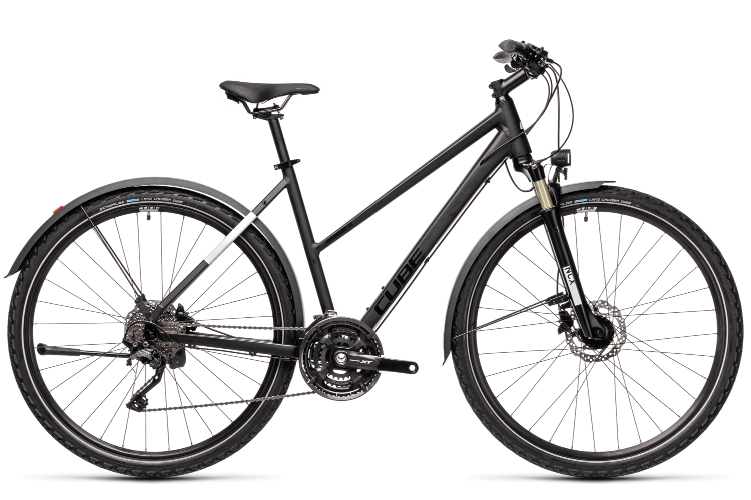 Cube Nature EXC Allroad Trapez 2021