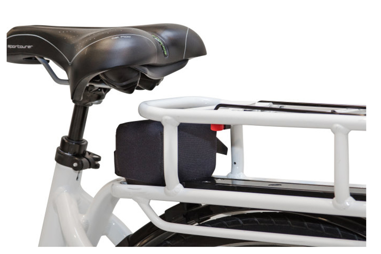 Longus Akkuhalter Electric Cap BM-E6000 für Shimano Steps