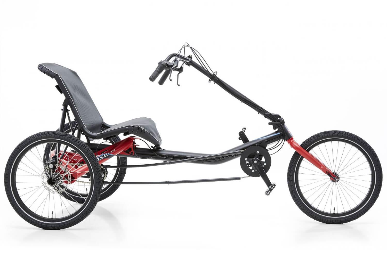 HASE Trigo Up E5000 E-Liegerad 2021