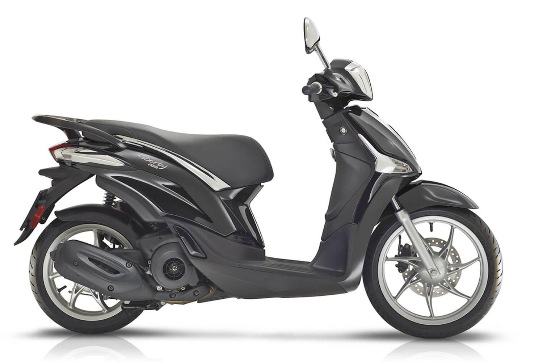 Piaggio Liberty 125 (Euro 5) Motor-Roller