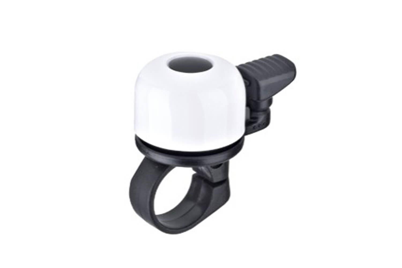 Mounty Glocke Mounty-Billy Alu 22.2 mm weiß