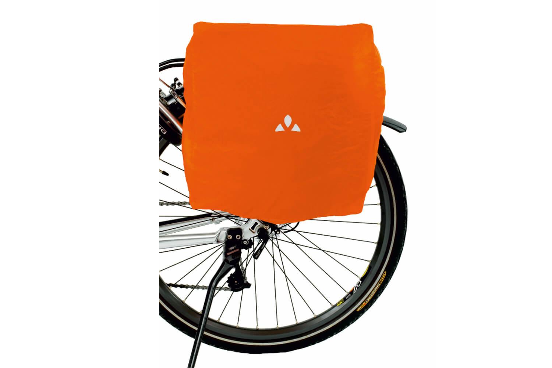 Vaude Raincover Einzel oder Doppeltasche 40l orange