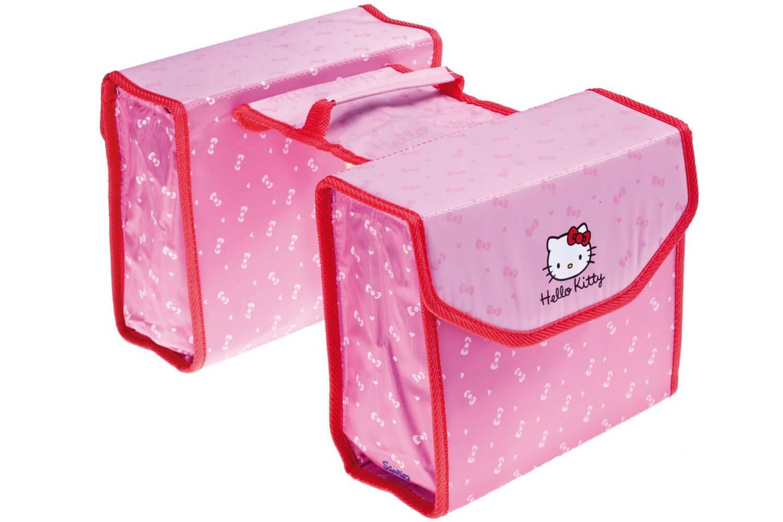 Kinder-Doppelpacktasche Hello Kitty