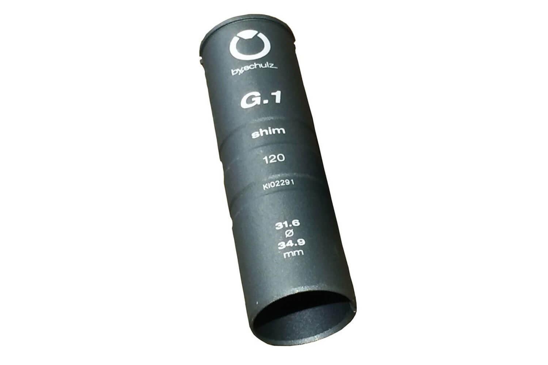 by.schulz Reduzierhülse 31,6-34,9mm