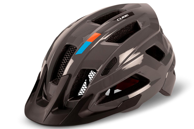 Cube Helm Steep X Actionteam
