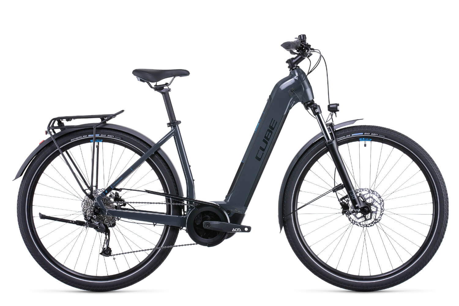 Cube Touring Hybrid One 400 Easy Entry 2022
