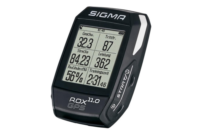 Sigma ROX 11.0 GPS Set Fahrradcomputer