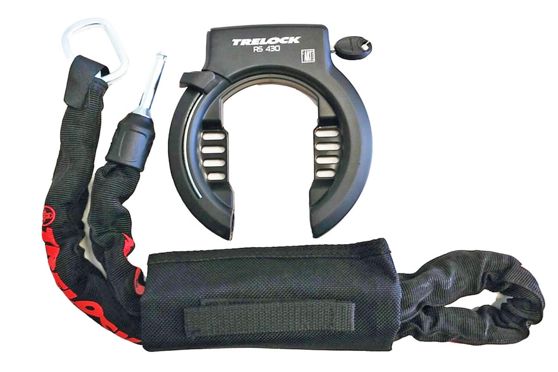 Trelock Rahmenschloss Set RS 430