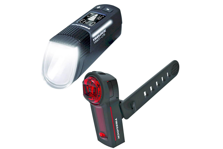 Trelock LS 660 Vision Lite / LS 740 Licht-Set