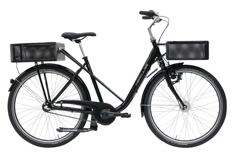 Hercules Cargo City Transport-Fahrrad