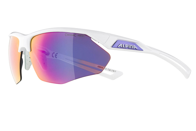 Alpina Nylos HR Radsport-Brille