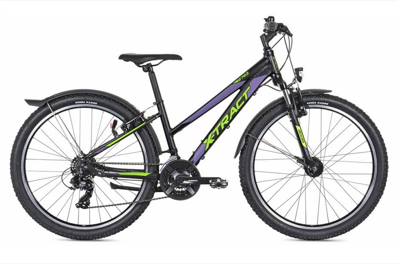 X-Tract 6763 Fahrrad 26 Zoll Trapez