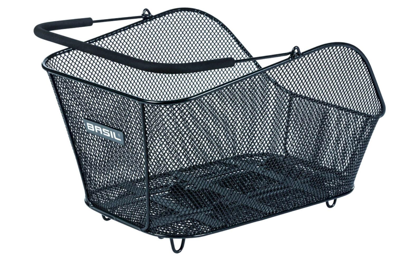 BASIL ICON M Gepäckträgerkorb für MIK-System