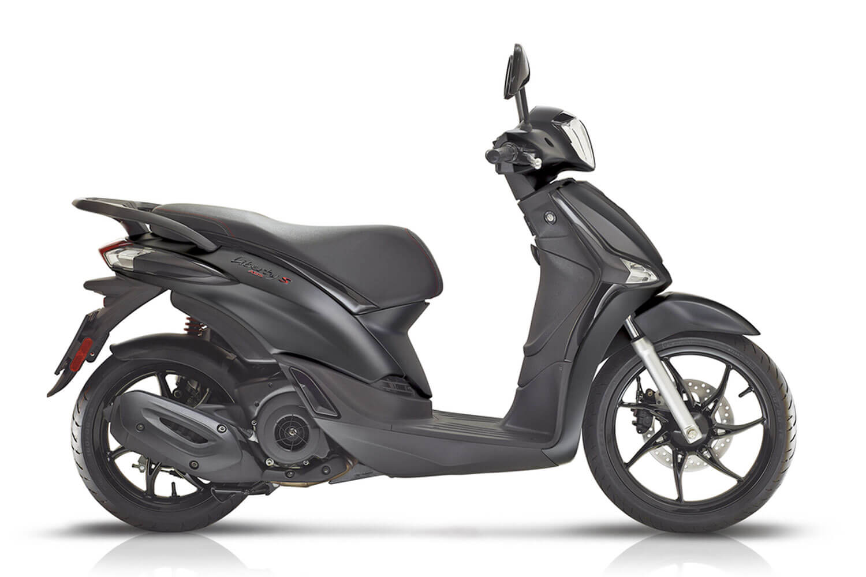 Piaggio Liberty 125 S (Euro 5) Motor-Roller