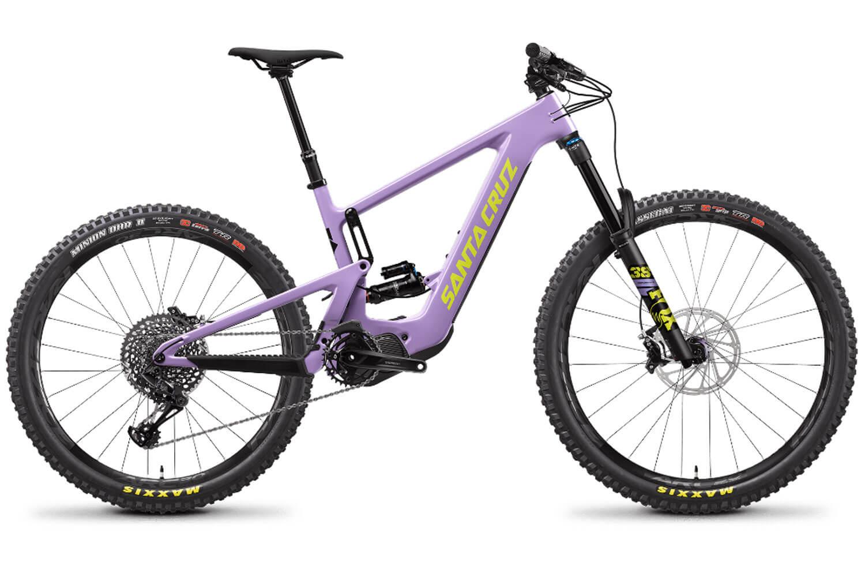 Santa Cruz Bullit 3 CC S 2021