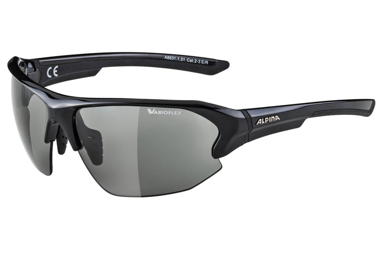 Alpina LYRON HR Varioflex Fahrradbrille