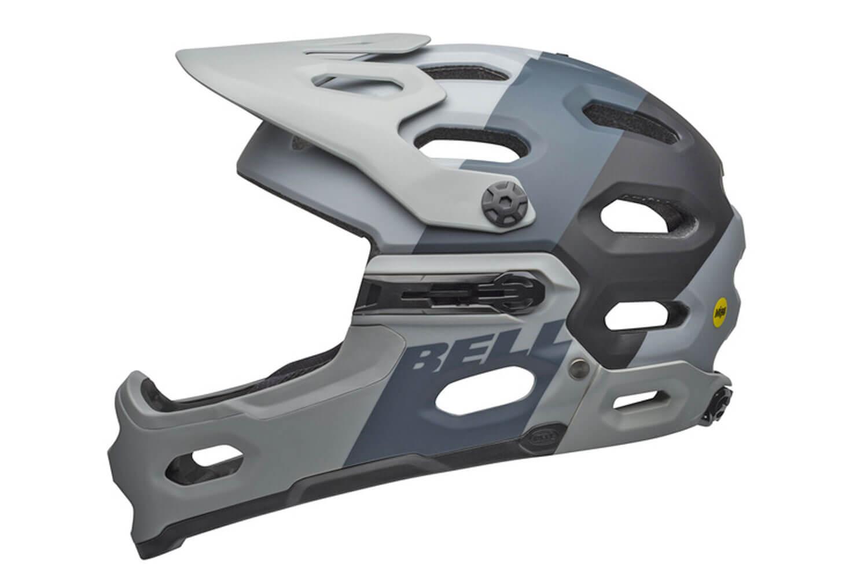 Bell Super 3R Mips Enduro-Helm