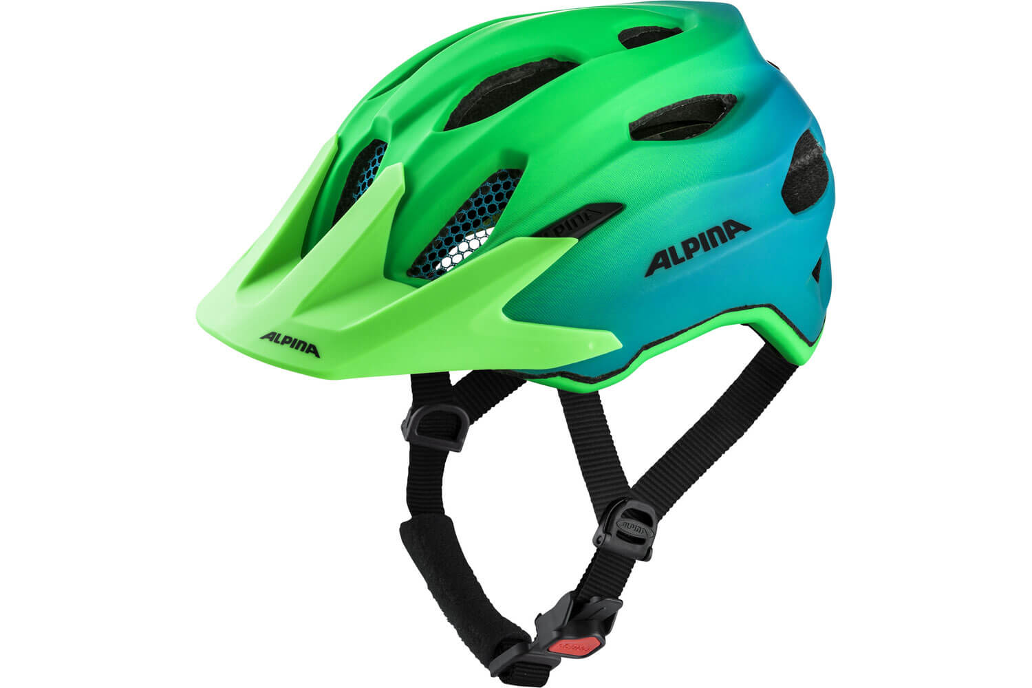 Alpina Carapax JR. Flash Fahrradhelm