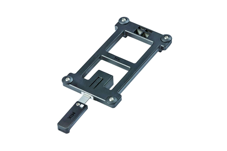 BASIL MIK Adapterplatte für MIK Gepäckträger