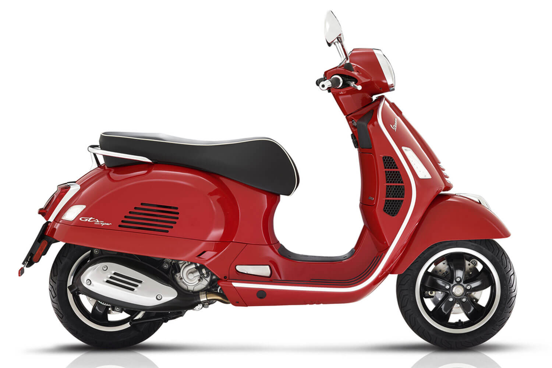 Vespa GTS Super 300 (Euro 5) Roller
