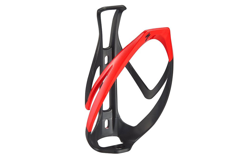 matt black/red