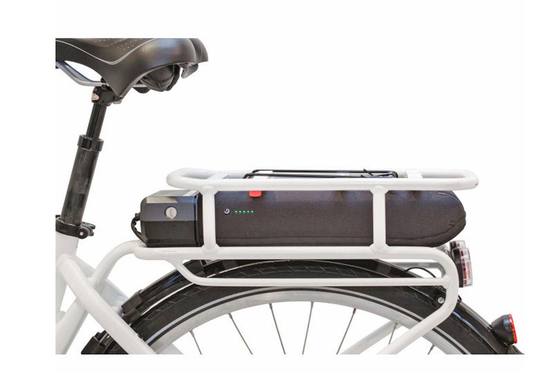 Longus E-Bike Akku Cover für SHIMANO STEPS Akku BT-E6000