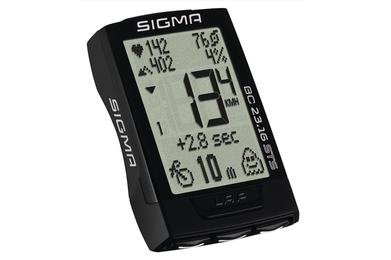 Sigma BC 23.16 STS Fahrradcomputer